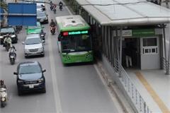 Hanoi Public Transport Association proposes bus-only lanes