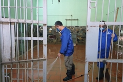 Zoo workers prepare for Tet