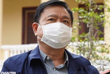 Former Minister Dinh La Thang accepts jail sentence