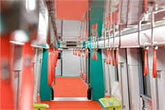 Ongoing Nhon-Hanoi Railway Station Metro Project opened for visitors