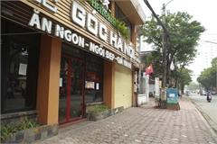 Hanoi restaurants closed amid Covid-19 outbreak