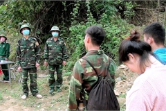 Cambodian fled to Vietnam after being trafficked to China