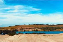 Bau Trang sand dunes enchant