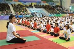 International Day of Yoga to be held in Hanoi in June