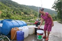 Heatwave means Hoi An experiences fresh water shortage