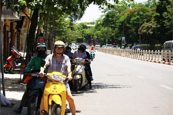 Northern and central Vietnam expect new heat wave