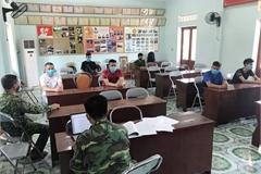 Three Chinese men illegally enter Vietnam for gambling