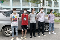 10 Chinese nationals arrested for illegally entering Vietnam