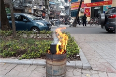 Hanoi speeds up to end use of coal stoves