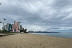 Nha Trang nearly deserted after new Covid-19 patient
