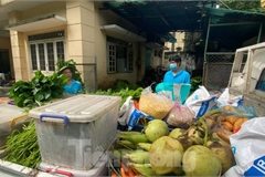 Food donated to save zoo animals in HCM City