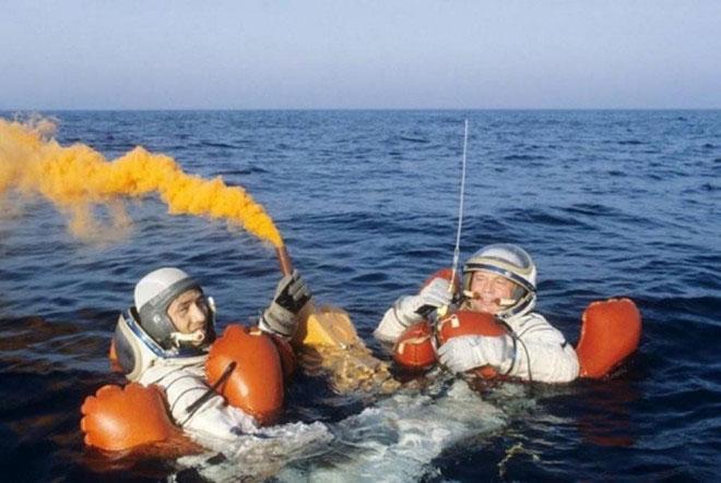 Phi hành gia Viktor Gorbatko và Phạm Tuân tham gia chuyến bay của chương trình Interkosmos năm 1980