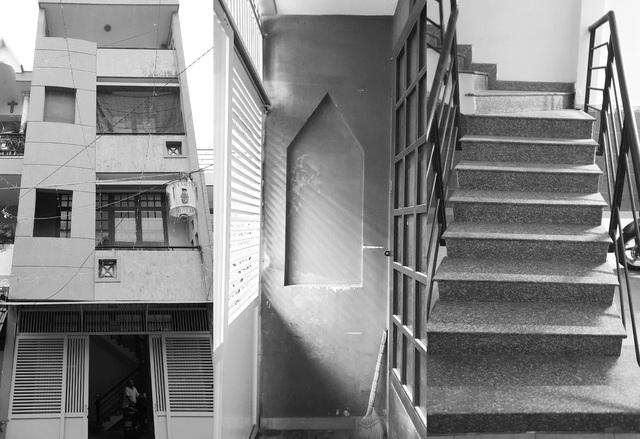 Nhà trong hẻm lột xác thành không gian sống vạn người mê ở Sài Gòn - Hình 1
