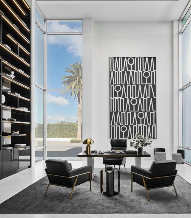 Hình ảnh bên trong căn nhà rộng nhất thế giới sau 8 năm xây bí mật - Hình 7