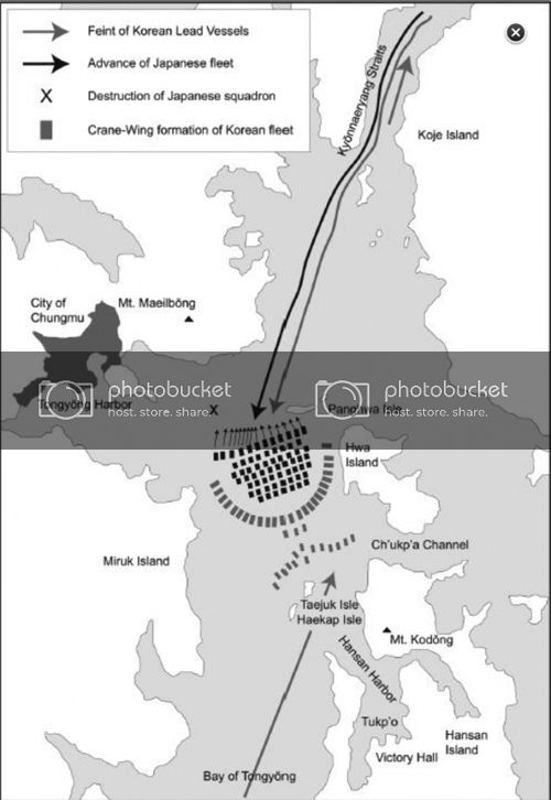 Yi Sun-shin - Vị đô đốc hải quân vĩ đại của dân tộc Triều Tiên - ảnh 7
