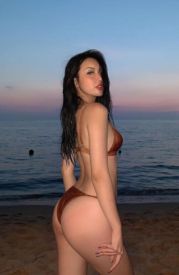 Hot girl Sài thành thường xuyên bị