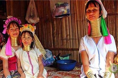 Gặp gỡ những người phụ nữ cổ dài cuối cùng ở Thái Lan