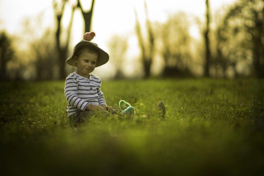 Bộ ảnh tuyệt đẹp về tuổi thơ trên nông trại - 13