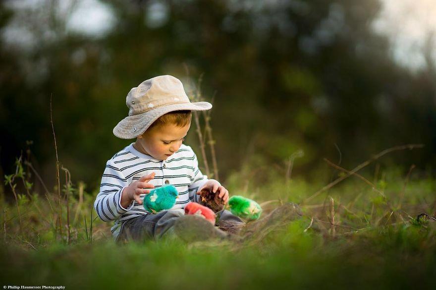 Bộ ảnh tuyệt đẹp về tuổi thơ trên nông trại - 17
