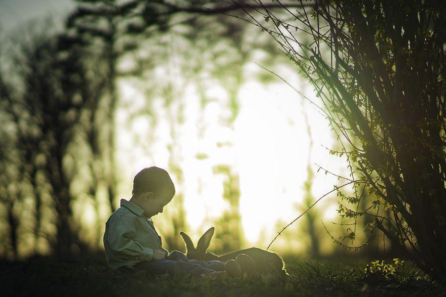 Bộ ảnh tuyệt đẹp về tuổi thơ trên nông trại - 18