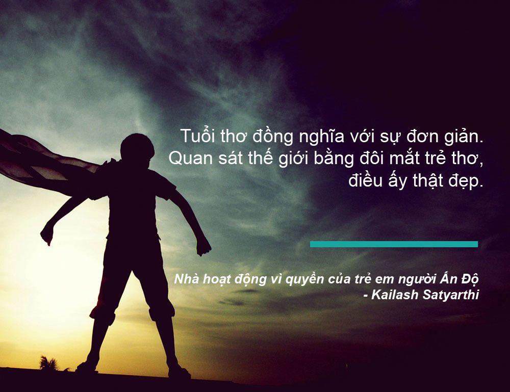 Những điều suy ngẫm về tuổi thơ trong Ngày Quốc tế Thiếu nhi - 1