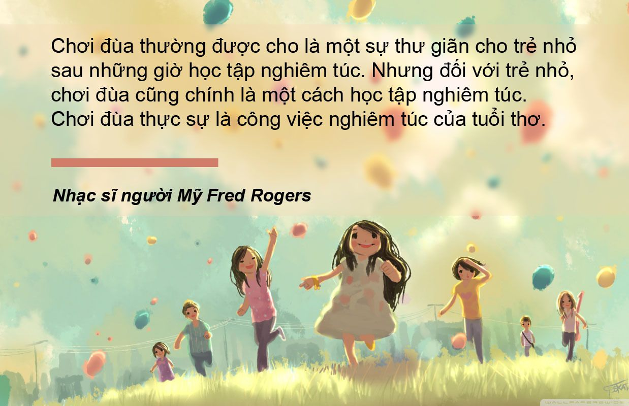 Những điều suy ngẫm về tuổi thơ trong Ngày Quốc tế Thiếu nhi - 5