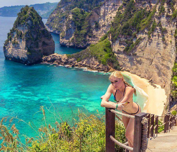 Nữ blogger nóng bỏng tiết lộ địa điểm chụp ảnh khỏa thân đẹp nhất thế giới - 6