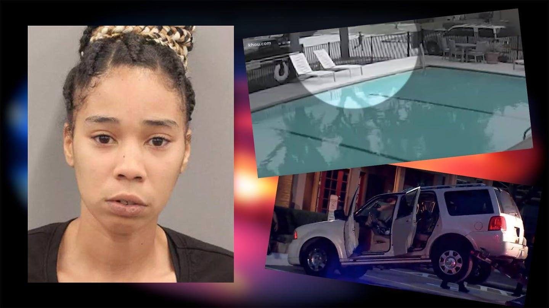 Chơi đuổi bắt bằng ô tô, bà mẹ trẻ đâm chết con trai 3 tuổi - 1