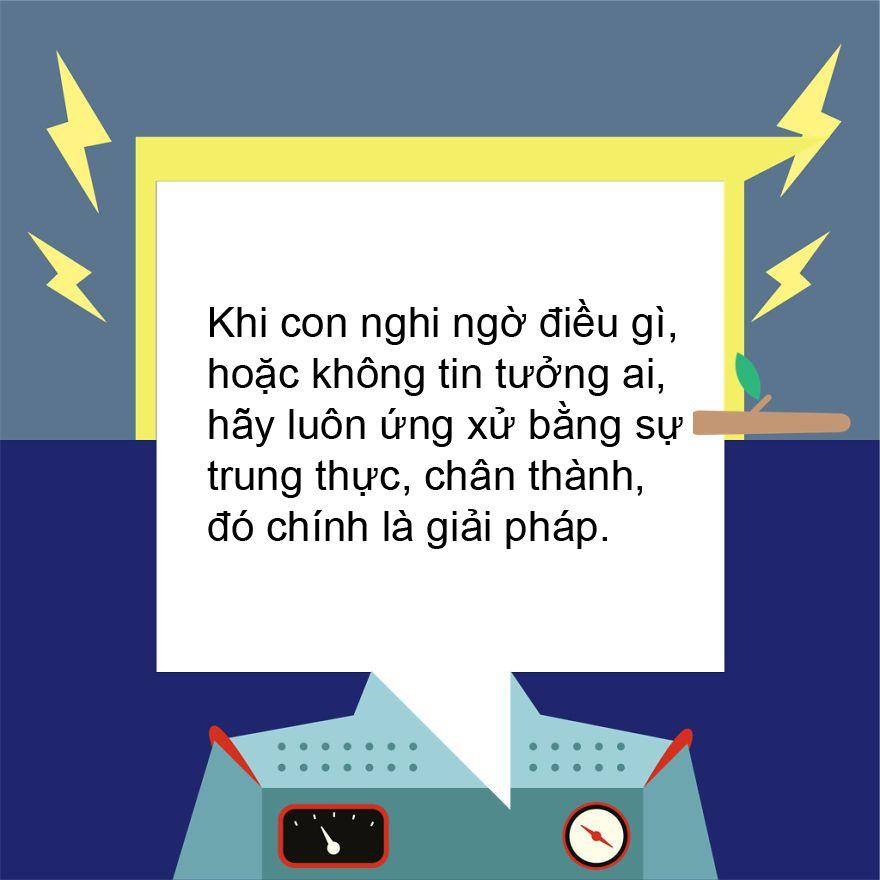 Những lời khuyên ý nghĩa nhất cha mẹ dành cho con cái - 12