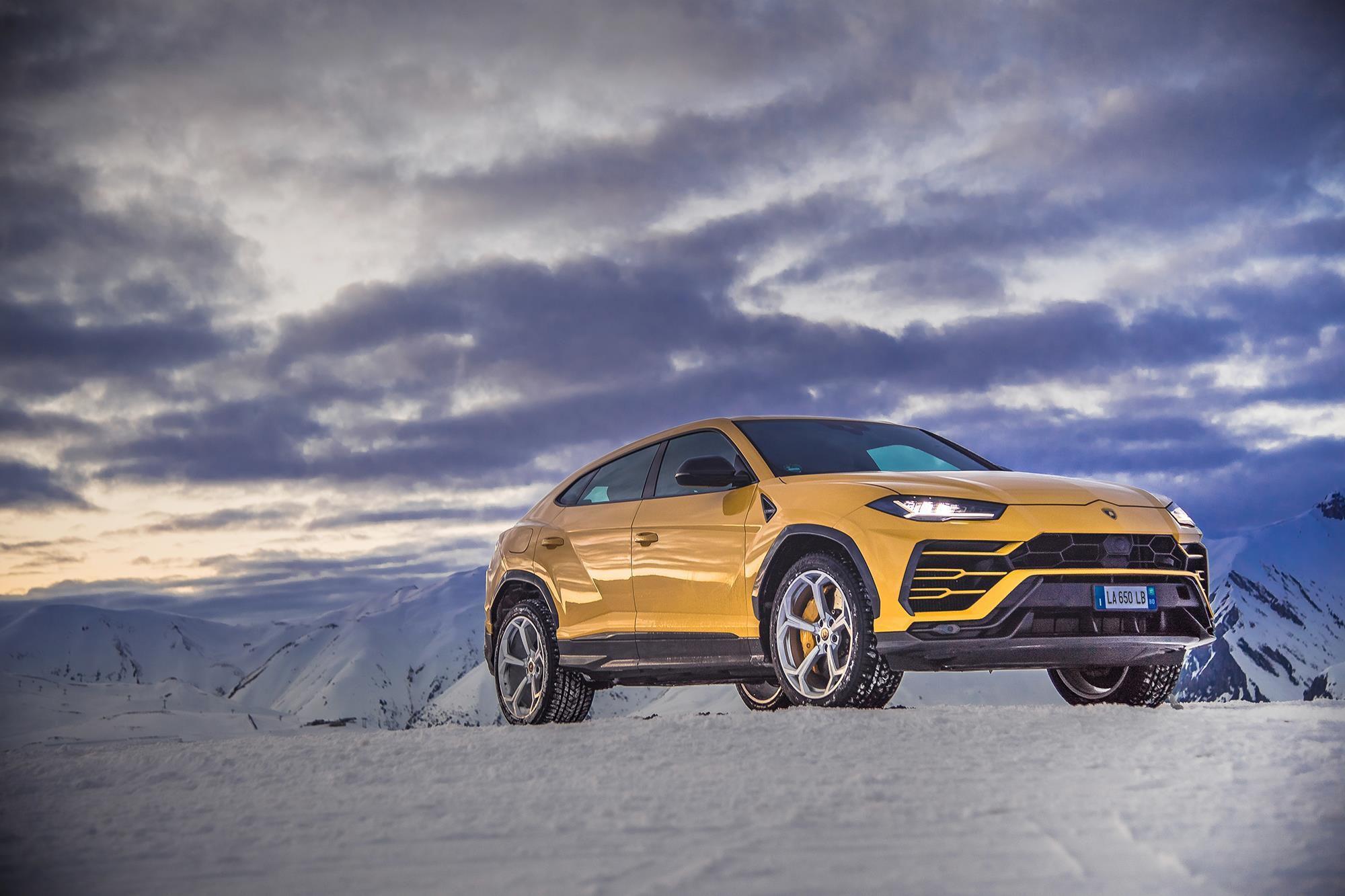 Siêu SUV Urus trở thành con gà đẻ trứng vàng cho Lamborghini - 1