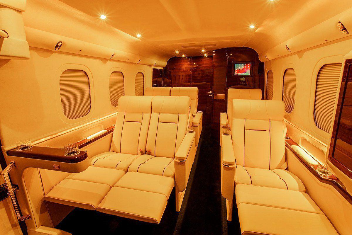 Biến xe bán tải thành phi cơ trên mặt đất giá triệu đô - 3