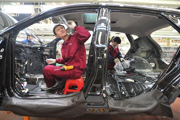 Hãng xe Trung Quốc bị phạt nặng vì gian lận khí thải - 1