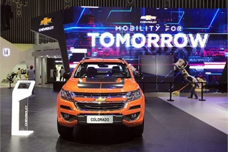 Thái Lan xuất khẩu ô tô lớn nhất vào Việt Nam