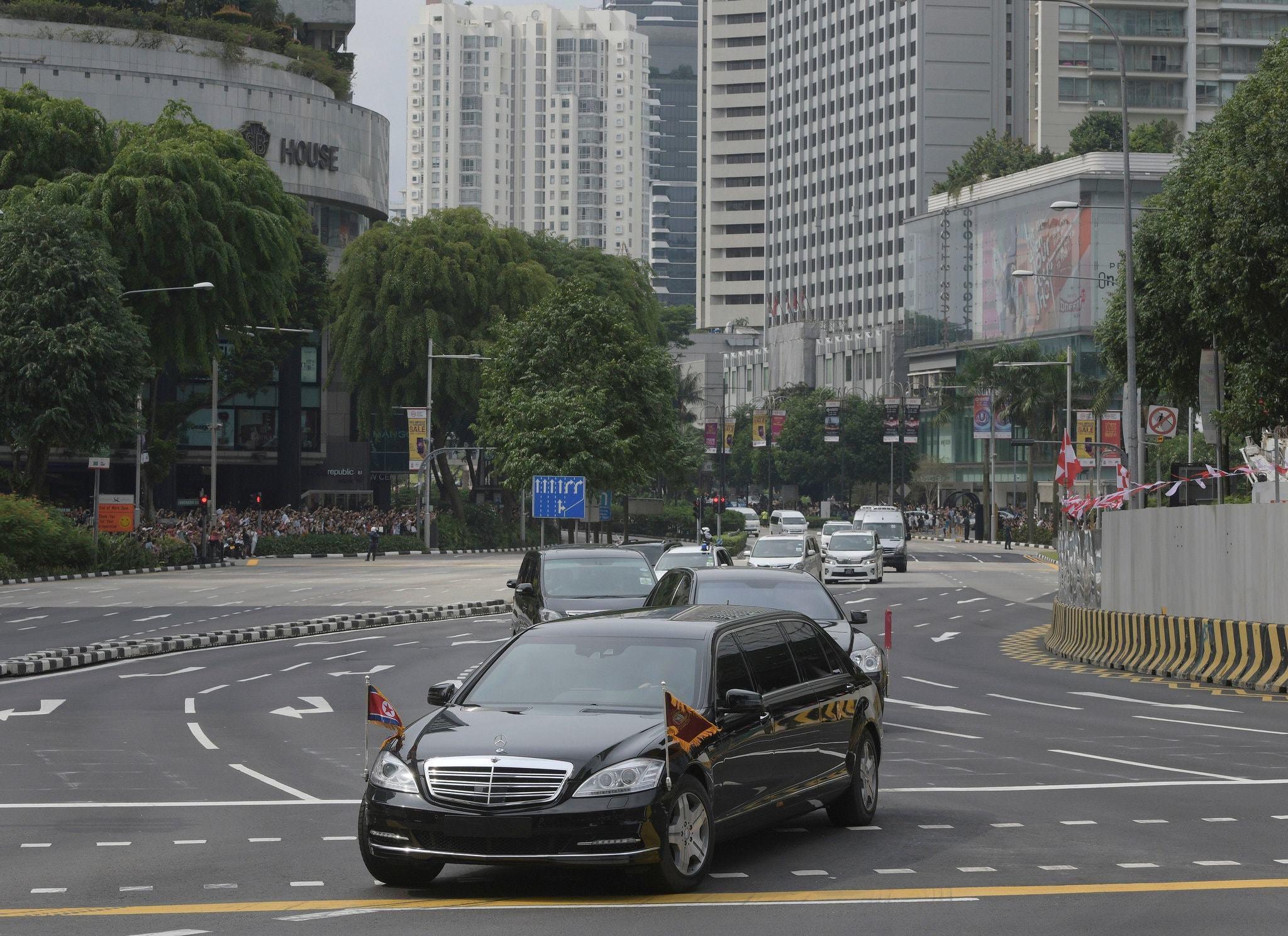 Báo Mỹ khơi lại nguồn gốc những chiếc Mercedes bọc thép của ông Kim Jong-un - 1