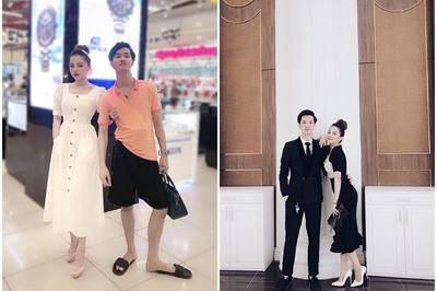 Bức ảnh chồng xấu vợ đẹp: Khi vợ bạn mặc đẹp, thì bạn mặc gì cũng sang
