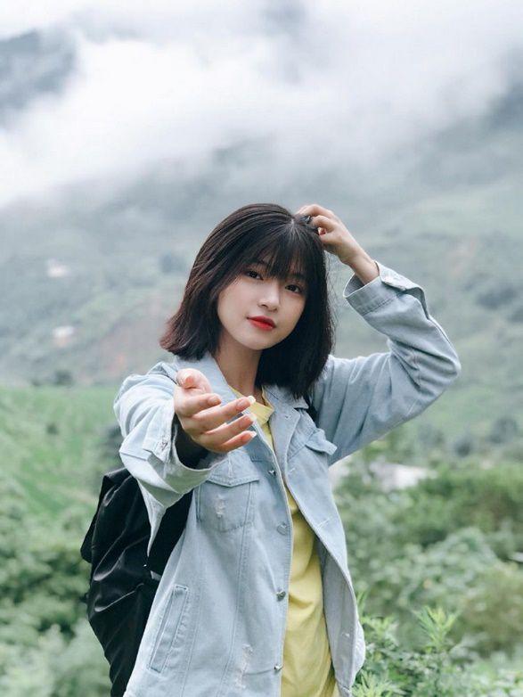 Xao xuyến nét đẹp trong sáng của cô gái dân tộc Giáy - 4