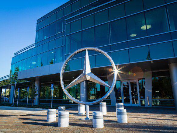 Thêm một doanh nghiệp Trung Quốc rót vốn lớn vào Daimler