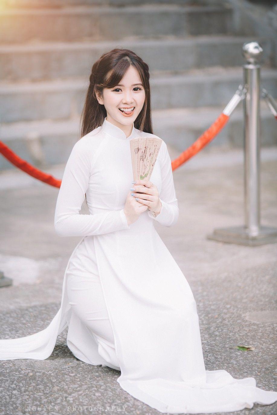 Thiếu nữ Phú Thọ xinh tựa búp bê, sở hữu nụ cười tỏa nắng - 6