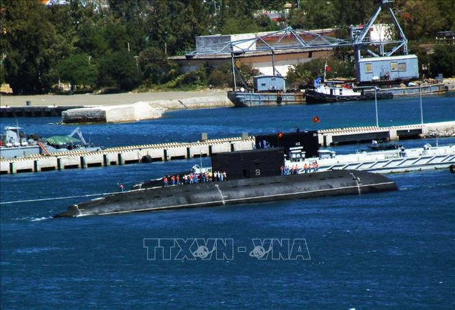 """Cận cảnh 6 """"Hố đen đại dương"""" thuộc Lữ đoàn Tàu ngầm của Hải quân Việt Nam - 7"""