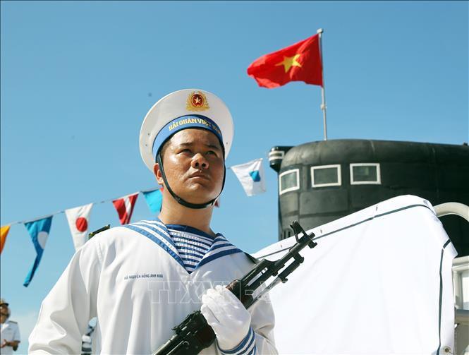 """Cận cảnh 6 """"Hố đen đại dương"""" thuộc Lữ đoàn Tàu ngầm của Hải quân Việt Nam - 9"""