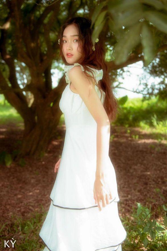 Nàng thơ xứ Thanh sở hữu nhan sắc xinh như hoa - 9