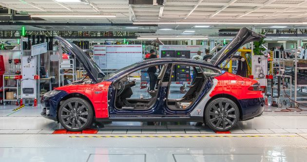 Trung Quốc kiếm bộn tiền thuế từ nhà máy của Tesla - 1