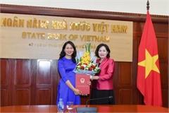 Ngân hàng Nhà nước có nữ Vụ trưởng Truyền thông