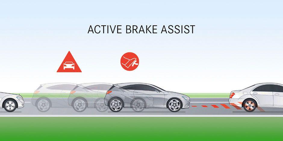 Mercedes-Benz phải triệu hồi hàng loạt xe vì lỗi ở hệ thống hỗ trợ phanh khẩn cấp - 1