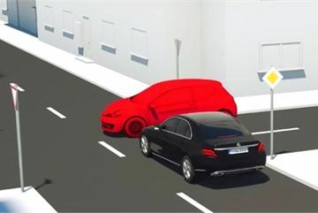Loạt xe Mercedes-Benz phải triệu hồi vì lỗi hệ thống phanh khẩn cấp