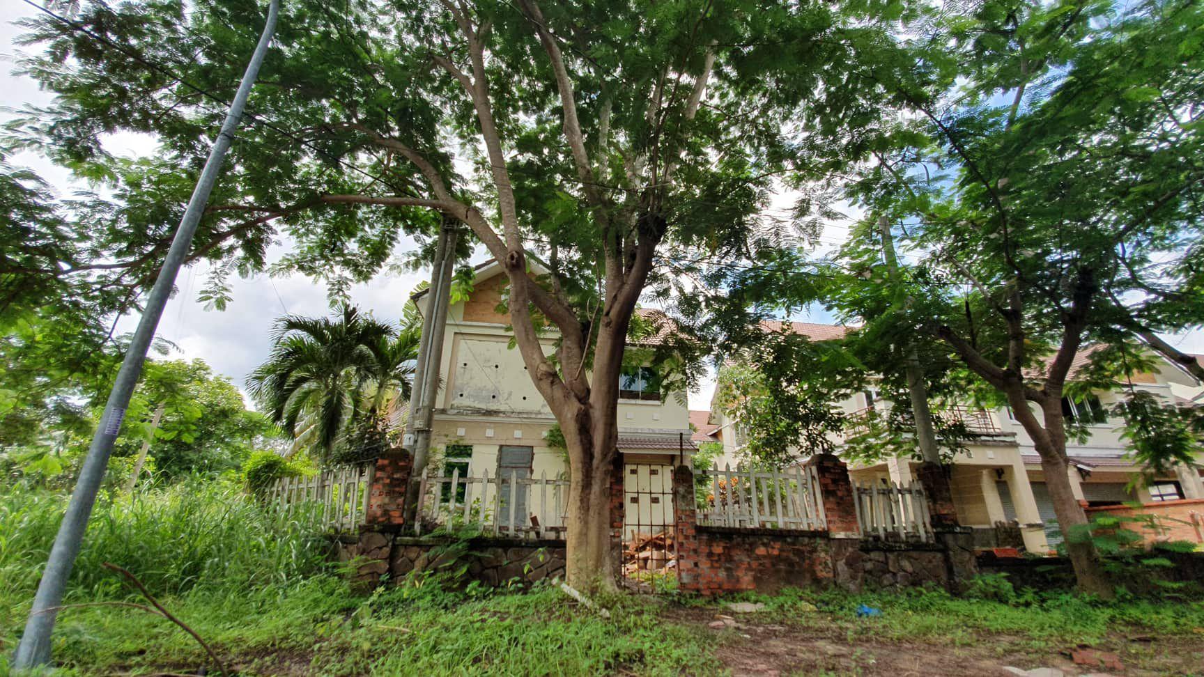 La liệt chung cư, biệt thự bỏ hoang ở Nhơn Trạch - 3