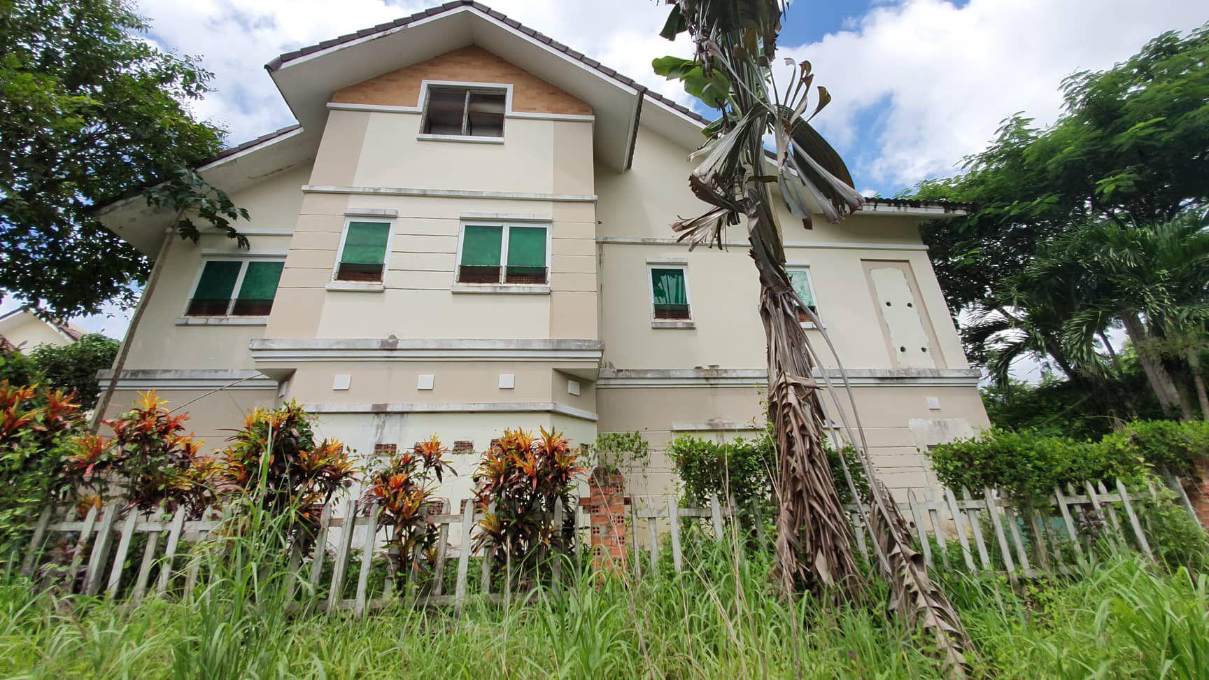 La liệt chung cư, biệt thự bỏ hoang ở Nhơn Trạch - 2
