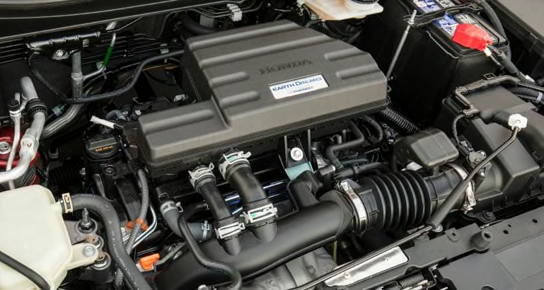 Honda CR-V cũ