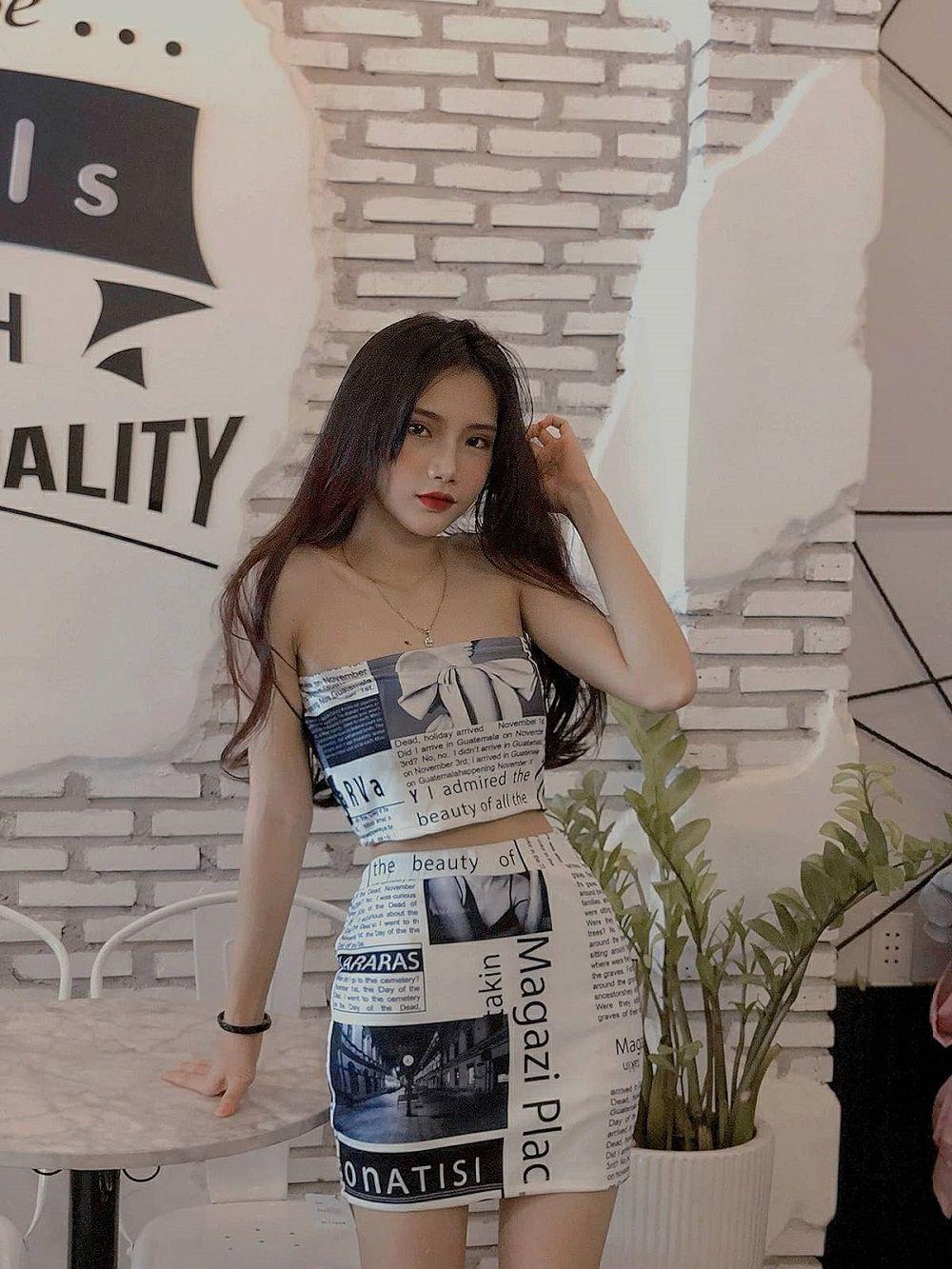 Cô gái Ninh Thuận gây ấn tượng với hình ảnh xinh từ bé - 3