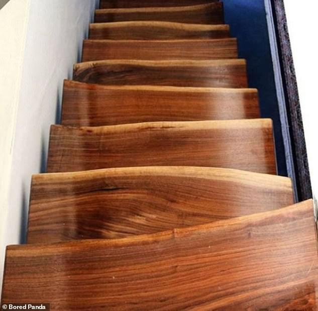"""""""Nấc thang xuống địa ngục"""", những cầu thang được thiết kế khó hiểu nhất thế giới - 9"""
